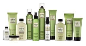 Range of Hempz products