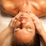 Facial massage at Lifehouse, Essex