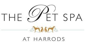 Harrods Pet Spa logo