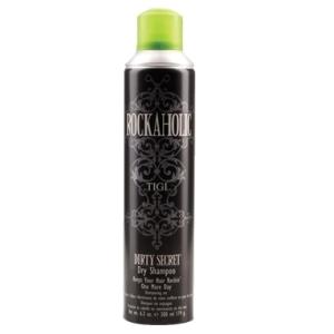 TIGI's Dirty Secret dry shampoo at TIGI online