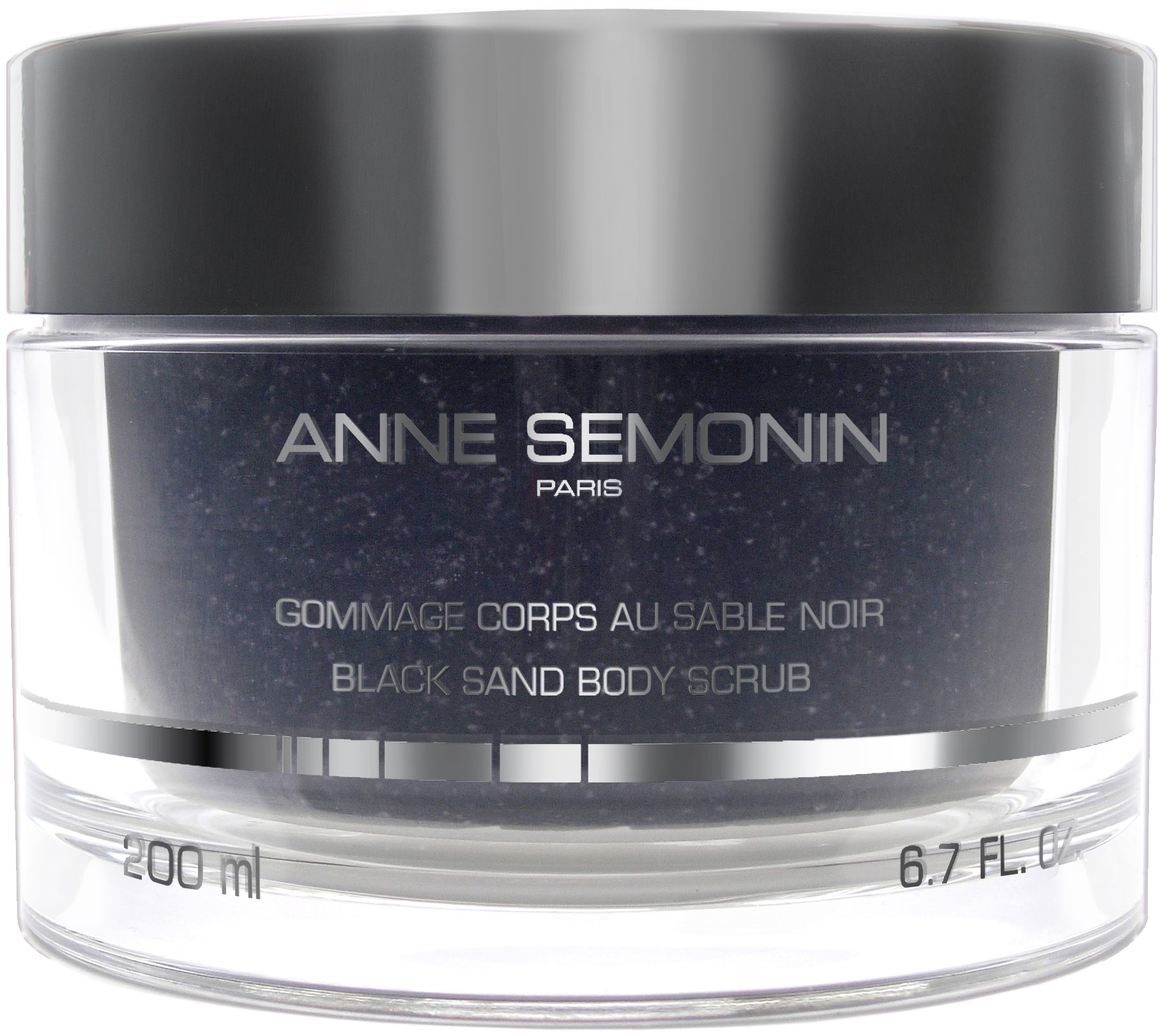 Anne Semonin black sand exfoliator