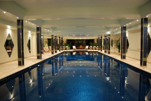Bovey Castle Indoor Pool