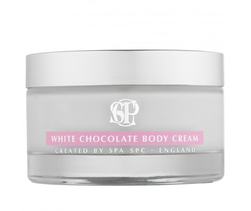 SPC Skincare White Chocolate Body Cream