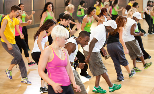 Bokwa dance and fitness classes at David Lloyd Leisure