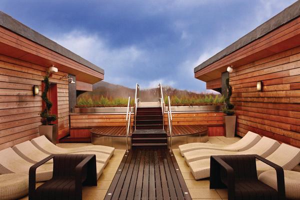 Carrick Spa at Cameron House on Loch Lomond