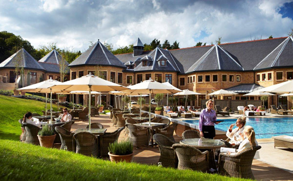 Spa News Pennyhill Park Undergoes A Transformation