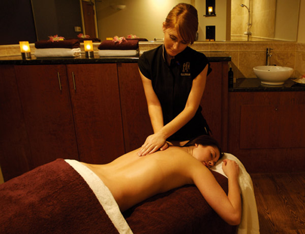 Celtic Manor Resort's Forum Spa