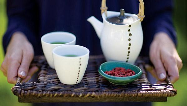 Tea at Cavallo Point